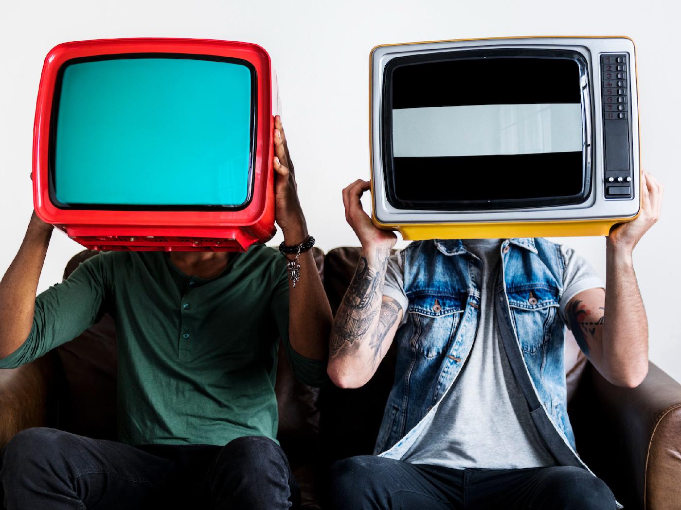 televisores-estilo-decoración-retro-vintage